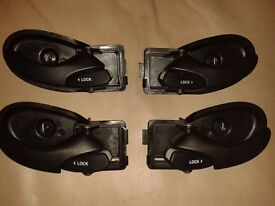 Ford Focus MK1 Interior Door Handles (1998 - 2005)