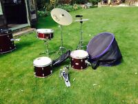 Drum Kit with covers/ bags