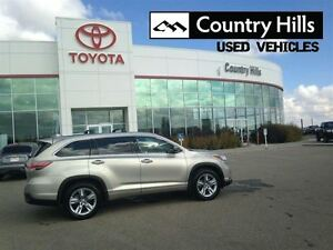 2014 Toyota Highlander AWD LIMITED