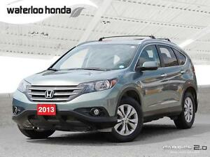2013 Honda CR-V Touring Back Up Camera, AWD, Heated Seats and...