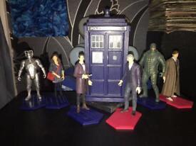 Doctor who figures 3.75