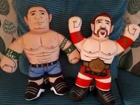 WWE Wrestling Brawlin Buddies