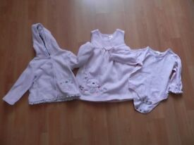 Girls 9-12 Months Clothes - 36 Items
