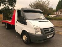 2001 Mk7 CONVERSATION FORD TRANSIT RECOVERY TRUCK NO VAT £3000