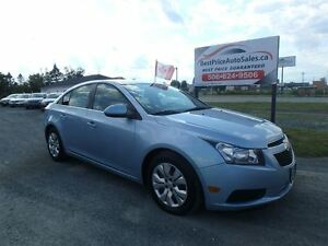 2012 Chevrolet Cruze LT Turbo! AUTO! CERTIFIED!
