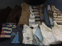 Boys clothes bundle age 4-5 yrs