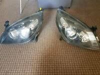 vectra 08 headlights