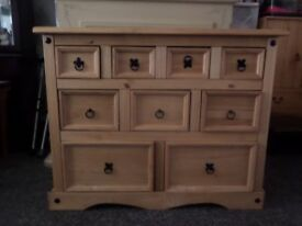 mexican chest of drawers