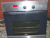 BOSCH electric cooker inbuilt type need repair/ element