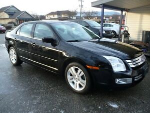 2007 Ford Fusion  AWD SEL  LOW KM