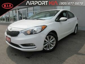 2014 Kia Forte 1.8L LX+ w/Sunroof / Heated seats / Bluetooth