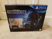 Limited Edition PS4 Star Wars