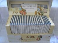 WORLD OF PETER RABBIT COLLECTION - 22 BOOKS - BEATRIX POTTER