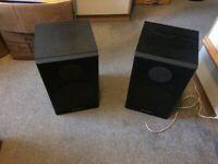 Mordaunt short MS 520 speakers