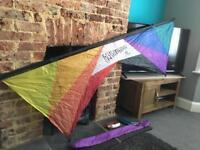 Revolution 1.5 sle quad line stunt kite
