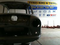 FITTER, MECHANIC, MOT TESTER WANTED