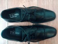 Italian smart shoes real leather great quality 42size
