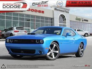 2016 Dodge Challenger R/T SHAKER| UCONNECT 8.4| HEATED SEATS