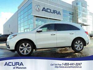 2015 Acura MDX Elite