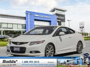 2013 Honda Civic Si Safety & Re-Conditioned