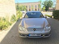 MERCEDES BENZ C200 C CLASS 1.8 AUTOMATIC LOW MILAGE SPECIAL EDITION