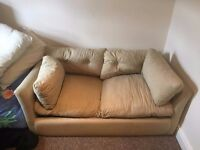 Sofa Bed, Free to collect