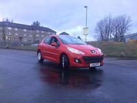 Peugeot 207 61 plate low miles with FSH