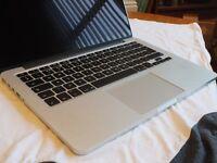 "Apple MacBook Pro 13"" Retina display A1502 - MF839B/A - Spares/Repairs"