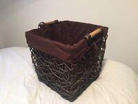 'Nest' Laundry Basket