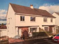 4 bed house to rent £1,550pcm, flexible entry, part furnished