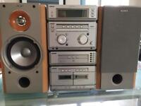 Sony MHC-NX1 HiFi system