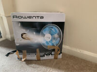 Silent Table Fan -Rowenta Silent Extreme £20 ONO