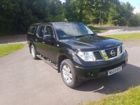 NISSAN NAVARA DCI SE 55 2006 DOUBLE CAB 4X4 px possible