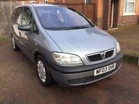 Vauxhall zafira Seven seater diesel.. ring on 07981340395