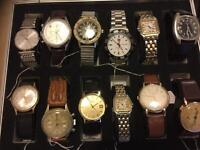 Watch Collection Wanted Rolex / Breitling/Omega
