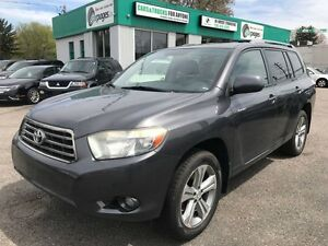 2008 Toyota Highlander SPORT l LEATHER l NEW TIRES