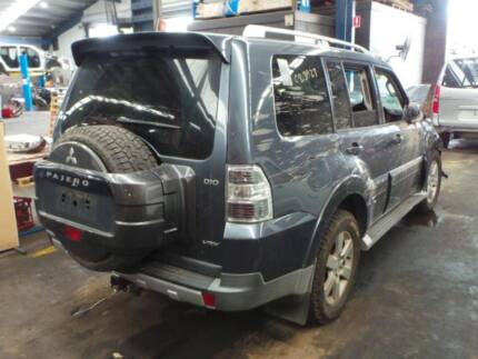 MITSUBISHI PAJERO PARTICULATE FILTER/DPF NS-NW, 11/06- (C23927) Lansvale Liverpool Area Preview