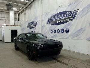 2017 Dodge Challenger SXT Blackout
