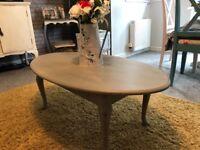 Grey Vintage coffee table