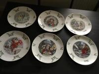 Royal Doulton Christmas Plates