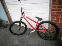 Ns suburban jump bike