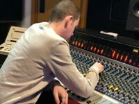 Recording/Mix Engineer Available - North London