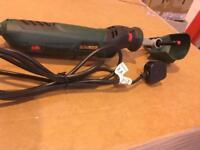 Electric sander roller