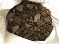 FREE. Plant pot drainage stones
