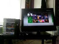 XBOX 360 + TV LCD TECHNOSONIC 26 inch AVAILABLE