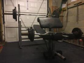 Weight Bench (£240 ONO)