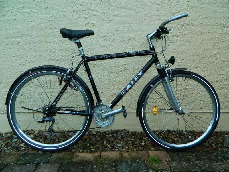 alex crossbike speedbike lx in nordrhein westfalen b nde. Black Bedroom Furniture Sets. Home Design Ideas