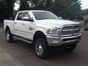 LIFTED 2013 Dodge RAM 3500 PICKUP LARAMIE