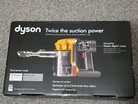 Dyson DC34 Handheld Vacuum Cleaner (hardly used) £75
