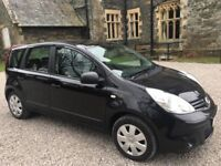 Nissan Note - 1.5L Diesel 1 owner - MOT - October 18 - Excellent condition drives lovely